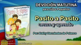 Martes 19 de abril 2016   Devoción Matutina para niños Pequeños 2016   Cambió por Jesús