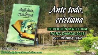 """Viernes 22 de abril 2016   Devoción Matutina para Mujeres 2016   """"Ven y sígueme"""""""