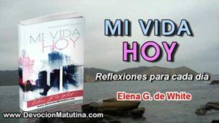 7 de mayo | Mi vida Hoy | Elena G. de White | La laboriosidad