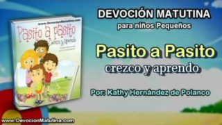 Viernes 27 de mayo 2016   Devoción Matutina para niños Pequeños 2016   Haz el bien