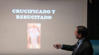 Lección 13   Crucificado y resucitado   Escuela Sabática 2000