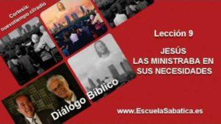 Diálogo Bíblico | Lunes 22 de agosto 2016 | ¿Cómo puedo ayudarte? | Escuela Sabática