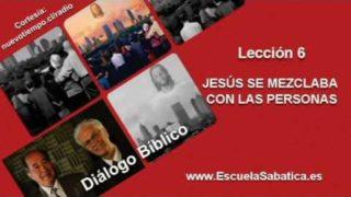 Diálogo Bíblico | Martes 2 de agosto 2016 | Comía con los pecadores | Escuela Sabática