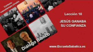 Resumen | Diálogo Bíblico | Lección 10 | Jesús ganaba su confianza | Escuela Sabática