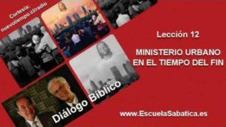 Diálogo Bíblico | Domingo 11 de septiembre 2016 | La naturaleza de las ciudades | Escuela Sabática