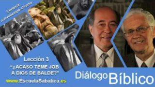 Diálogo Bíblico | Martes 11 de octubre 2016 | Sea el nombre de Jehová bendito | Escuela Sabática