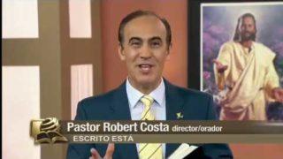 6 de noviembre | La batalla por el trono | Programa semanal | Escrito Está | Pr. Robert Costa