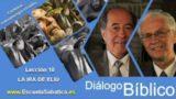 Diálogo Bíblico | Lunes 28 de noviembre 2016 | La entrada de Eliú | Escuela Sabática