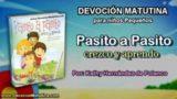 Miércoles 30 de noviembre 2016 | Devoción Matutina para niños Pequeños 2016 | Jesús cuida de mí