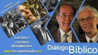 Resumen | Diálogo Bíblico | Lección 7 | Castigo retributivo | Escuela Sabática