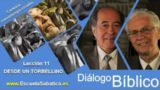 Diálogo Bíblico | Domingo 4 de diciembre 2016 | Desde un torbellino | Escuela Sabática