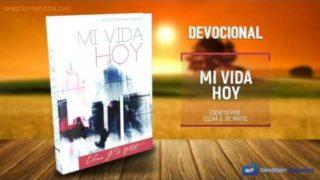 15 de enero | Mi vida Hoy | Elena G. de White | Buscad a Dios mediante la oración