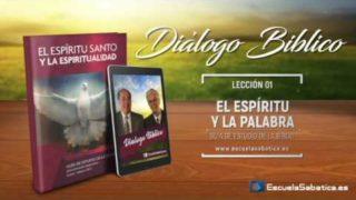 Diálogo Bíblico | Jueves 5 de enero 2017 | El Espíritu Santo y la Palabra | Escuela Sabática
