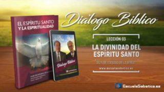 Diálogo Bíblico | Lunes 16 de enero 2017 | Los atributos divinos del Espíritu Santo