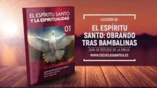 Lección 2 | Lunes 9 de enero 2016 | El Espíritu Santo en la creación | Escuela Sabática