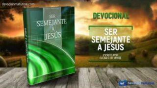 5 de febrero | Ser Semejante a Jesús | Elena G. de White | Jesús demostró que podemos obedecer