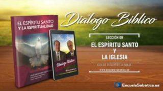 Diálogo Bíblico | Domingo 26 de febrero 2017 | El Espíritu Santo nos une con Cristo | Escuela Sabática