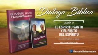 Diálogo Bíblico | Lunes 13 de febrero 2017 | El fruto del amor | Escuela Sabática