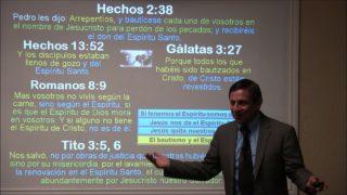 Lección 5 | El bautismo y el derramamiento del Espíritu Santo | Escuela Sabática 2000