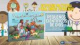 Lunes 13 de febrero 2017 | Devoción Matutina Niños Pequeños 2017 | ¡Cinco al día!