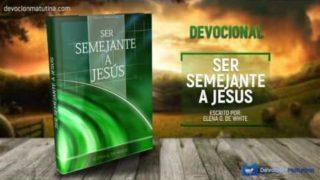 7 de abril | Ser Semejante a Jesús | Elena G. de White | Para crecer, estudiar la palabra