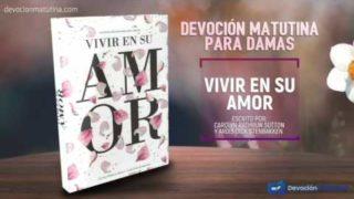 Domingo 5 de marzo 2017 | Devoción Matutina para Damas 2017 | El factor miedo y el factor fe