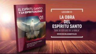 Lección 12 | Miércoles 22 de marzo 2017 | Seguridad de salvación | Escuela Sabática