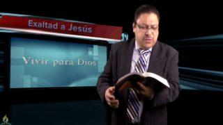 Lección 5 | Vivir para Dios | Escuela Sabática Exaltad a Jesús