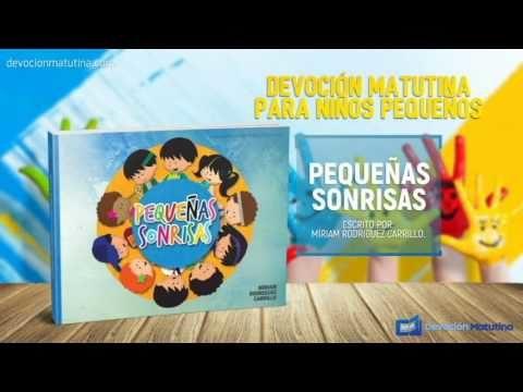 Miércoles 26 de abril 2017 | Devoción Matutina para Niños Pequeños | Jesús quiere que seas honrado