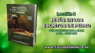 Lección 8 | Domingo 14 de mayo 2017 | Jesús, nuestro sacrifico | Escuela Sabática