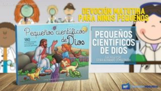 Lunes 5 de junio 2017 | Devoción Matutina para Niños Pequeños | El olfato