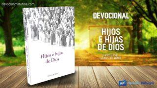 1 de agosto | Hijos e Hijas de Dios | Elena G. de White | Nos gloriamos en la cruz de Cristo