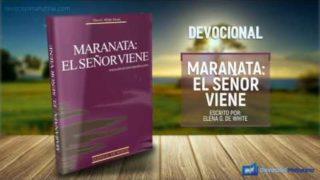6 de agosto | Maranata: El Señor viene | Elena G. de White | La cima de la perfección cristiana
