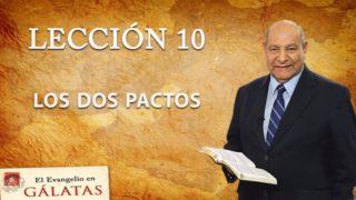 Comentario   Lección 10   Los Dos Pactos   Escuela Sabática   Pastor Alejandro Bullón