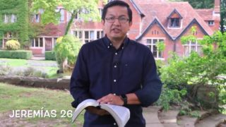 Resumen | Reavivados Por Su Palabra | Jeremías 26 | Pr. Adolfo Suarez
