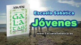 Lección 8   Viernes 18 de agosto 2017   Esclavitud liberadora   Escuela Sabática Joven