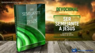 25 de septiembre | Ser Semejante a Jesús | Elena G. de White | La ganancia de almas crea necesidad por el espíritu sermons and talks
