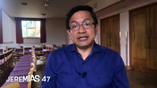 Resumen | Reavivados Por Su Palabra | Jeremías 47 | Pr. Adolfo Suarez