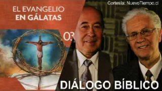 Diálogo Bíblico | Martes 19 de septiembre 2017 | Llevar las cargas | Escuela Sabática