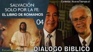 Diálogo Bíblico | Jueves 5 de octubre 2017 | Los creyentes de Roma | Escuela Sabática