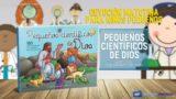 Sábado 23 de septiembre 2017 | Devoción Matutina para Niños Pequeños | El quinto día