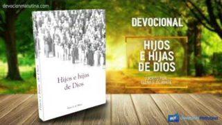 11 de octubre | Hijos e Hijas de Dios | Elena G. de White | Por mí mismo, nada puedo yo