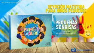 Jueves 23 de noviembre 2017 | Devoción Matutina para Niños Pequeños | Manchitas