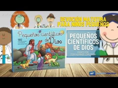 Martes 12 de diciembre 2017   Devoción Matutina para Niños Pequeños   Tu familia