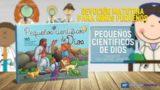 Viernes 15 de diciembre 2017 | Devoción Matutina para Niños Pequeños | Mensaje secreto