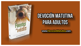 Domingo 10 de junio 2018 | Devoción Matutina Adultos | Intercesión paternal