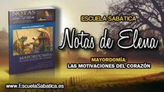 Notas de Elena | Domingo 21 de enero 2018 | Una relación con Cristo | Escuela Sabática