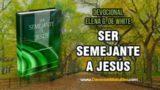 21 de mayo | Ser Semejante a Jesús | Elena G. de White | Jesús guardó el sábado haciendo el bien