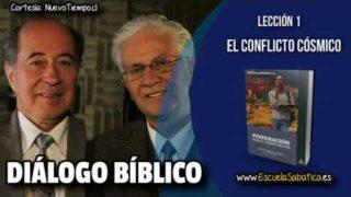 Resumen   Diálogo Bíblico   Lección 1   El conflicto cósmico   Escuela Sabática