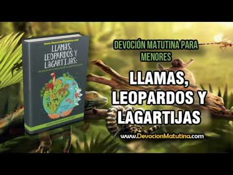Miércoles 16 de mayo 2018 | Lecturas devocionales para Menores | Los chamanes y las plantas